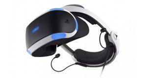 مدل جدید هدست سونی پلی استیشن VR