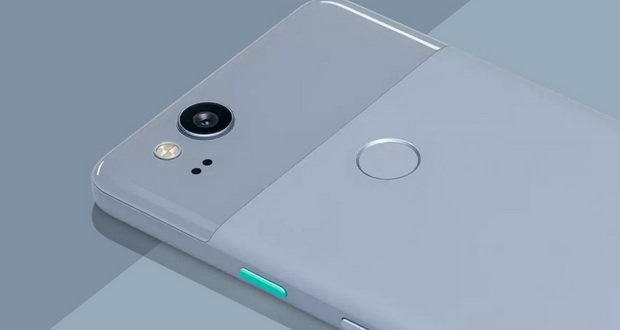 دوربین گوشی گوگل پیکسل 2