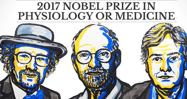 جایزه نوبل پزشکی 2017