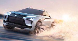 خودرو مفهومی میتسوبیشی e-Evolution
