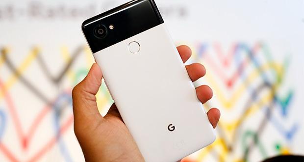 گالری عکس گوگل پیکسل 2 ایکس ال