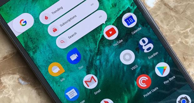 مراسم رونمایی گوگل پیکسل 2