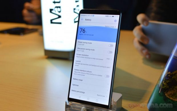 رابط کاربری EMUI 8.0 علاوه بر گوشیهای هواوی میت 10 (Huawei Mate 10) بر روی سریهای میت 9 و پی 10 هم خواهد بود