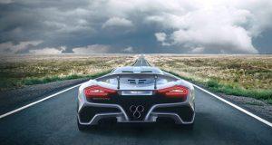 ابرخودرو هنسی Venom F5