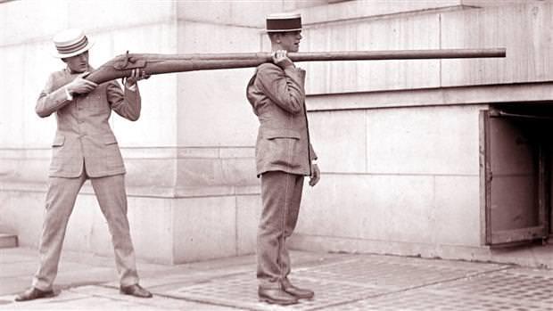 سلاح عجیب