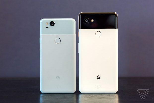 گالری عکس گوگل پیکسل 2