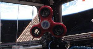 ایستگاه فضایی بین المللی ویدیوی دیدنی را با موضوع فیجت اسپینر در فضا منتشر کرد