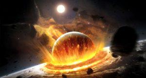 وقوع آخرالزمان توسط سیاره نیبیرو