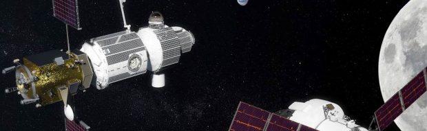آمریکا و روسیه برای ساخت ایستگاه فضایی ماه با یکدیگر همکاری خواهند کرد