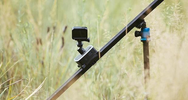 اسلایدر موتوردار Trek مخصوص گوشی های هوشمند و دوربین های کوچک