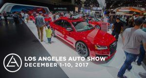 نمایشگاه خودرو لس آنجلس 2017