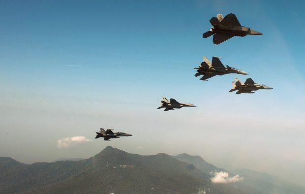 سریع ترین هواپیماهای نظامی