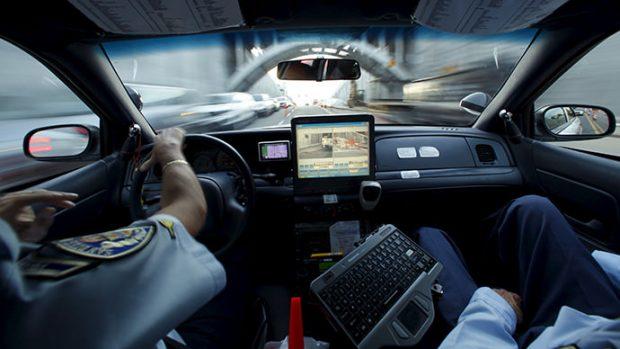دوربین داشبورد هوشمند پلیس