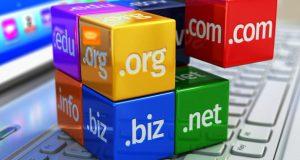 دامنه های اینترنتی