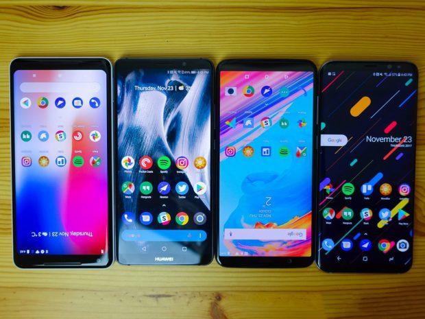 گوشی های موبایل