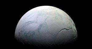 نیروی نامرئی در قمر انسلادوس