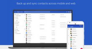 اپلیکیشن Contacts