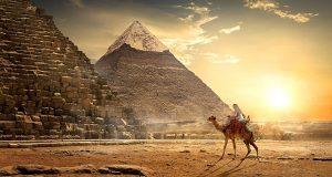 فضای خالی مرموز در هرم جیزه مصر