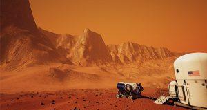 شرایط نامساعد در مریخ