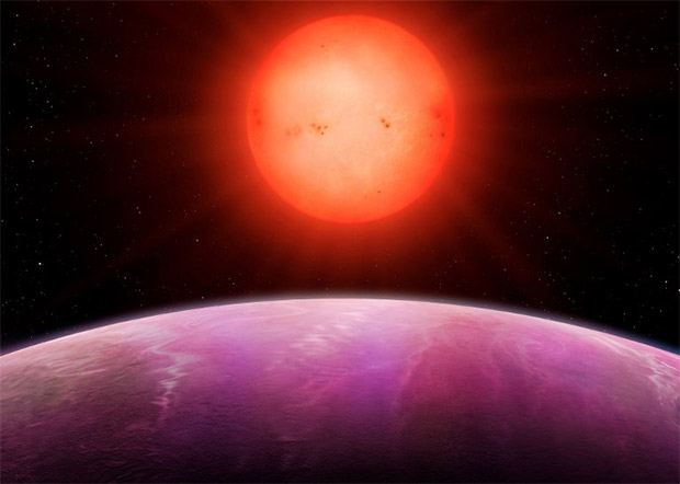 سیاره غول پیکر