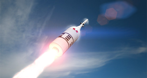 طرح جداسازی اضطراری کپسول اوریون توسط ناسا رونمایی شد!