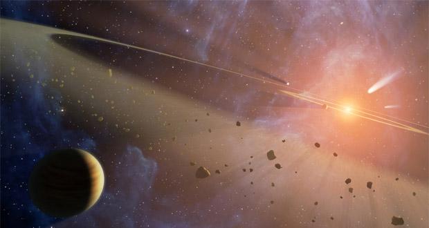 جدول تناوبی سیارات فراخورشیدی
