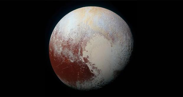 عامل سرمای بسیار زیاد در سیاره پلوتو
