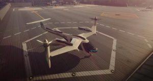 همکاری ناسا و اوبر برای توسعه ماشین پرنده و تاکسی هوایی + ویدیو