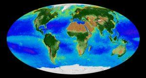 ویدیو تایم لپس زمین از فضا؛ نمایش شگفتی حیات بر روی سیاره در طول دو دهه
