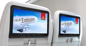 سرعت اینترنت درون پروازهای امیراتز