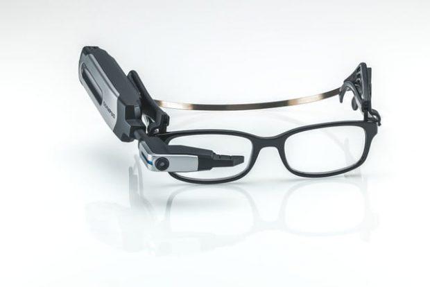 عینک هوشمند المپوس