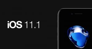 آپدیت آی او اس 11.1 به همراه واچ او اس 4.1