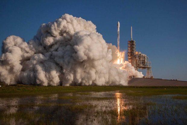 موشک بازیافتی اسپیس ایکس برای اولین بار در خدمت ناسا قرار میگیرد