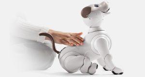 ربات سگ Aibo سونی