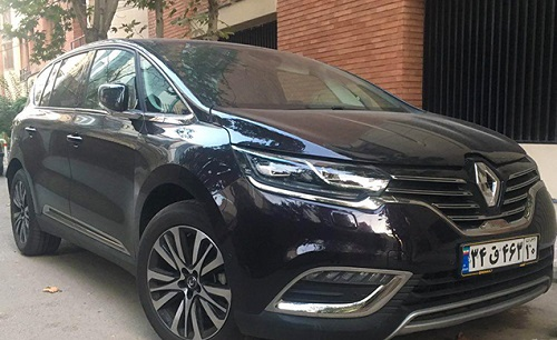 10 خودروی جدید اماده ورود به ایران