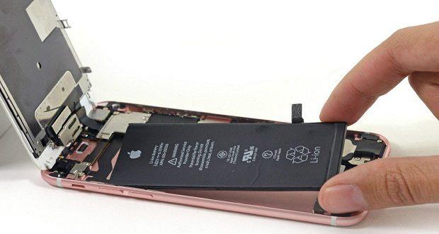 نحوهی تعویض باتری آیفون برای جلوگیری از کاهش سرعت گوشی