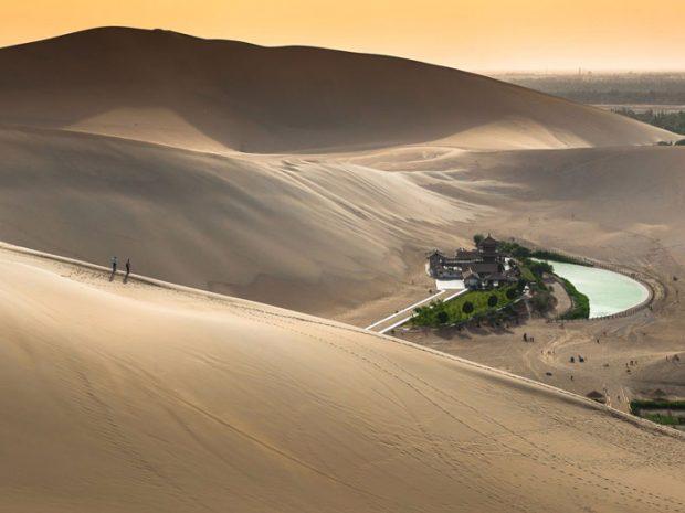 دریاچه چین