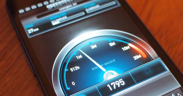 ایران از نظر سرعت اینترنت موبایل در رتبه 67 دنیا قرار دارد