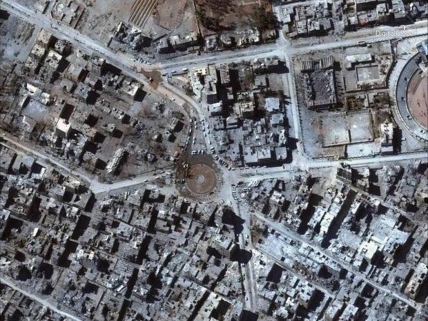 مهم ترین تصاویر ماهواره ای سال 2017 ؛ تماشای بزرگترین رویدادهای جهان از فضا
