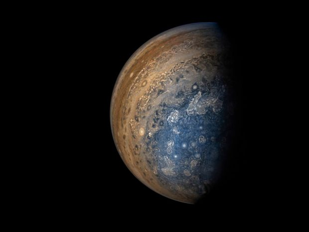 چشمنوازترین و شگفتانگیزترین عکس های فضایی سال 2017
