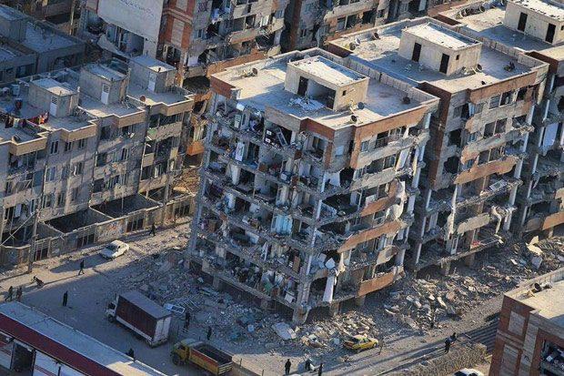 علت زلزله های اخیر