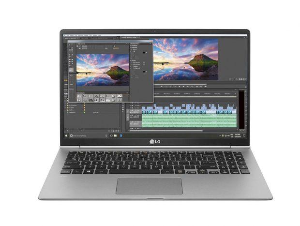 لپ تاپ ال جی گرم جدید