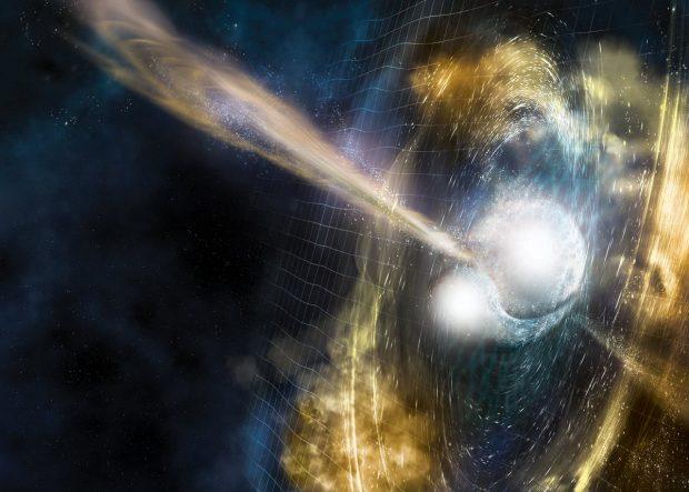 مهم ترین اکتشافات علمی سال 2017 ؛ از برخورد ستاره های نوترونی تا مهندسی ژنتیک