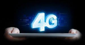 سریع ترین اینترنت 4G