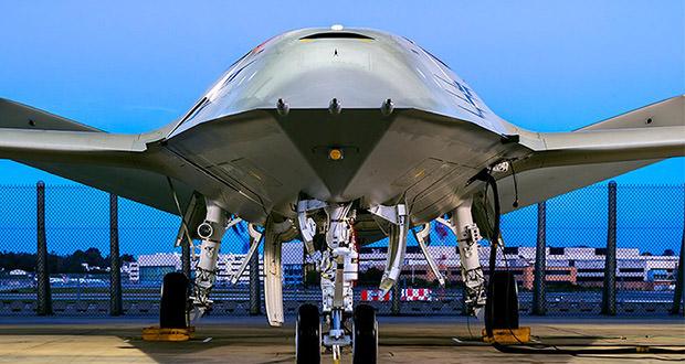 هواپیمای خودمختار بوئینگ MQ-25 Stingray