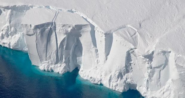متلاشی شدن کوه یخ جزیره پاین نگرانی از افزایش سطح آب دریاها
