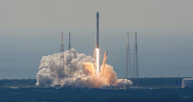 راکت بازیافتی اسپیس ایکس ماموریت ناسا را با موفقیت انجام داد + ویدیو