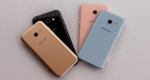 گوشی های جدید سامسونگ در CES 2018 معرفی میشوند