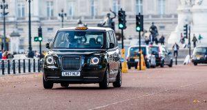 تاکسی های تمام برقی لندن