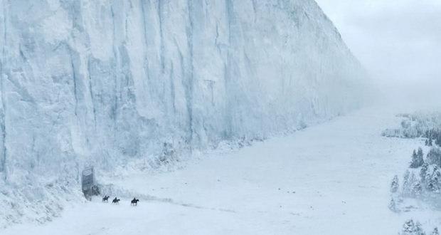 آیا وجود دیوار یخی سریال بازی تاج و تخت در دنیای واقعی ممکن است؟!